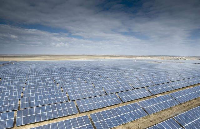 Bhadla Solar Park Ấn Độ