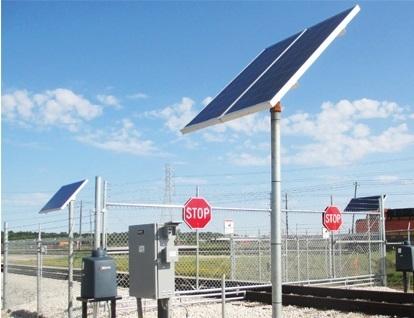 Lắp điện năng lượng mặt trời Hybrid cho trung tâm quốc phòng