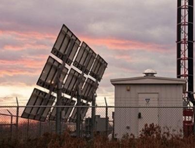 Lắp điện năng lượng mặt trời Hybrid cho trạm gác bảo vệ