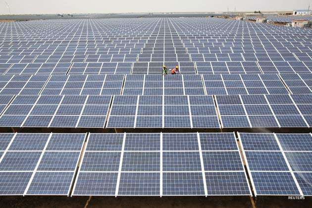 Rewa Ultra Mega Solar Ấn Độ